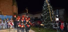 Rozsvěcení vánočního stromu 2019