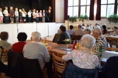 Setkání důchodců 2019